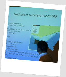 Environmental monitoring in Ghana